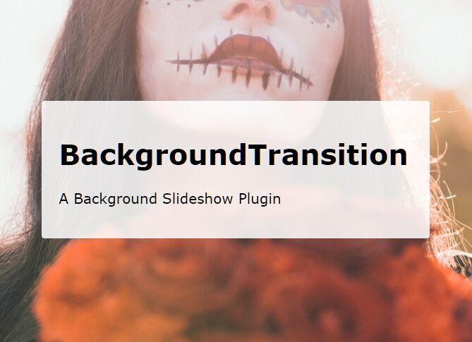 Tiny Fast Background Image Slideshow - background-transition