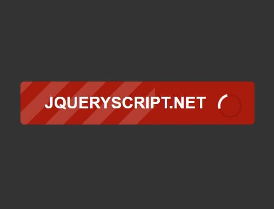 Button Progress Indicator With jQuery - Thrive