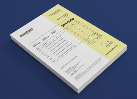 10 Best Free Invoice Templates For Graphic Designers