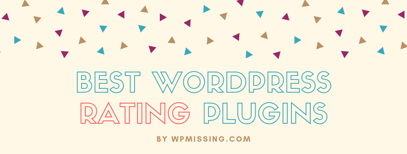 5 Best WordPress Rating Plugins