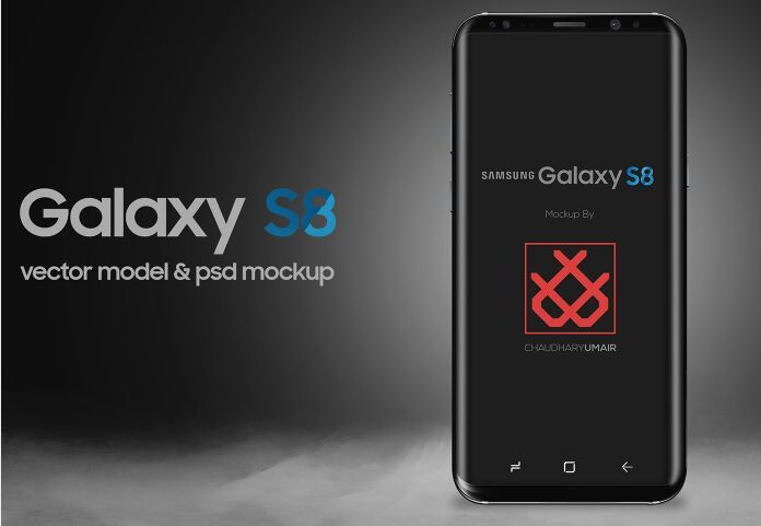 7 Amazing Samsung Galaxy S8 Mockups For Free Download