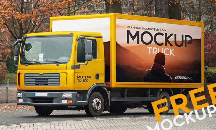 9 Best Vehicle Photoshop Mockups