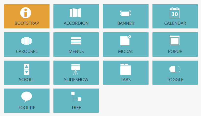 AccDC Bootstrap for jQuery