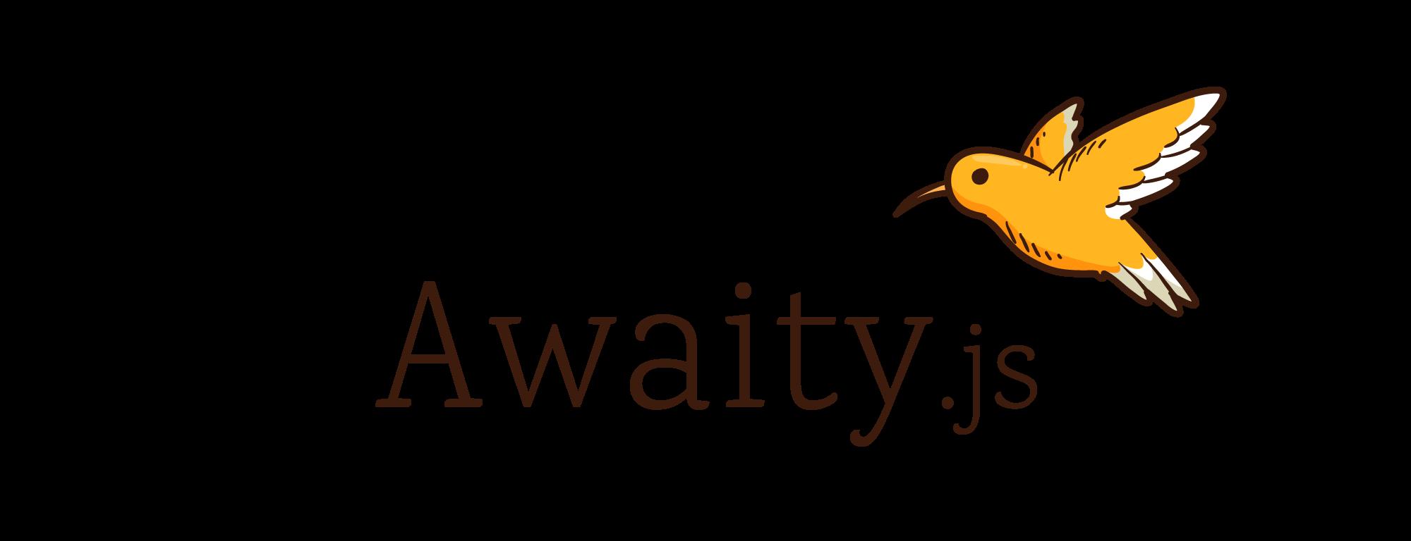 Awaity.js