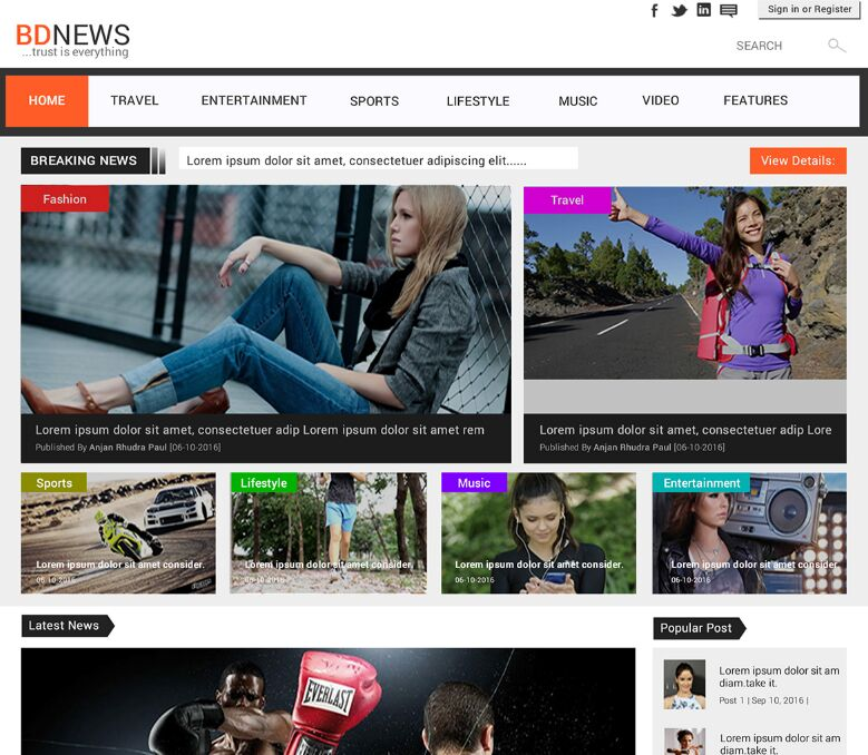 Weekly Web Design Development News Collective 195 Jquery Script