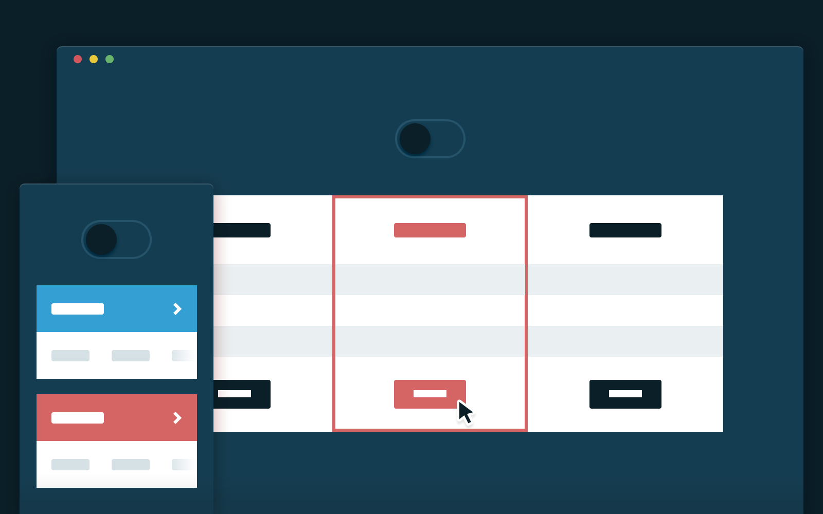 Weekly web design development news collective 59 for Table design css3