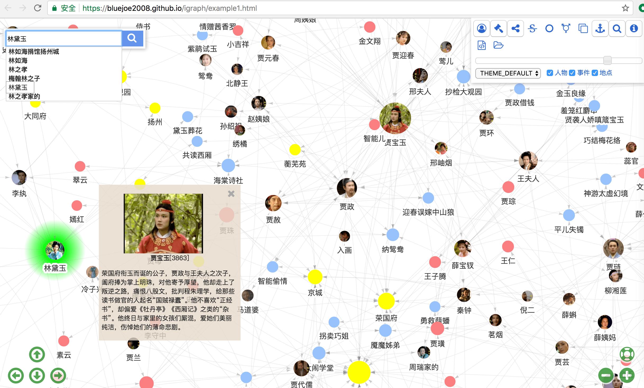 InteractiveGraph