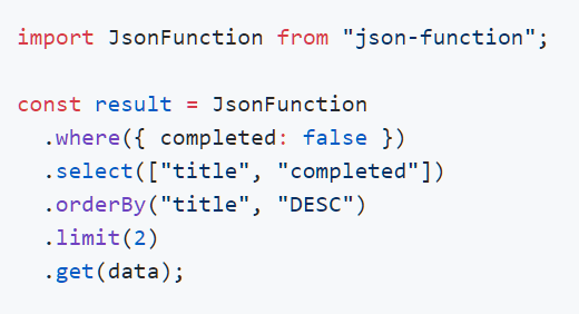 Json-Function
