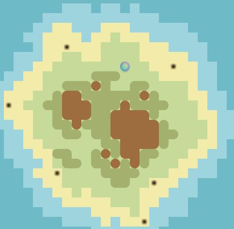 Pixel World Awesome Map Generator