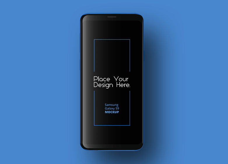 Samsung Galaxy S9 and S9+ Mockups For Designers