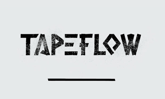 TAPE FLOW Free Font