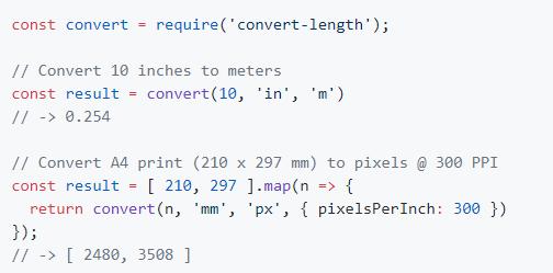 convert-length