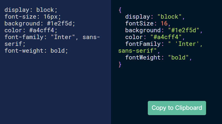 css-to-js