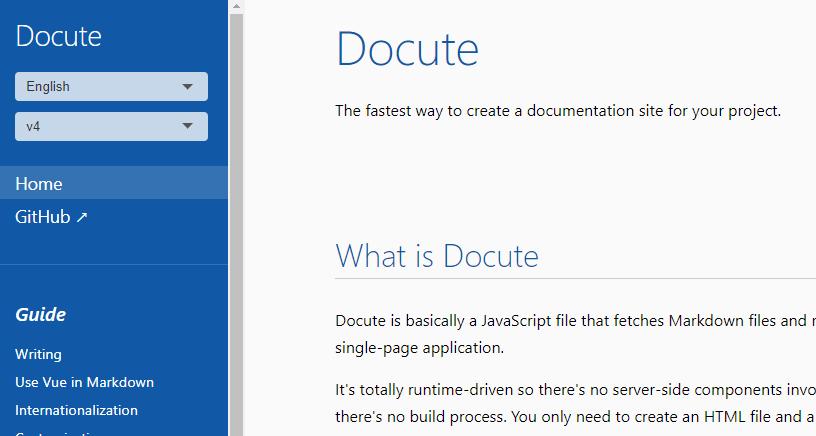 docute