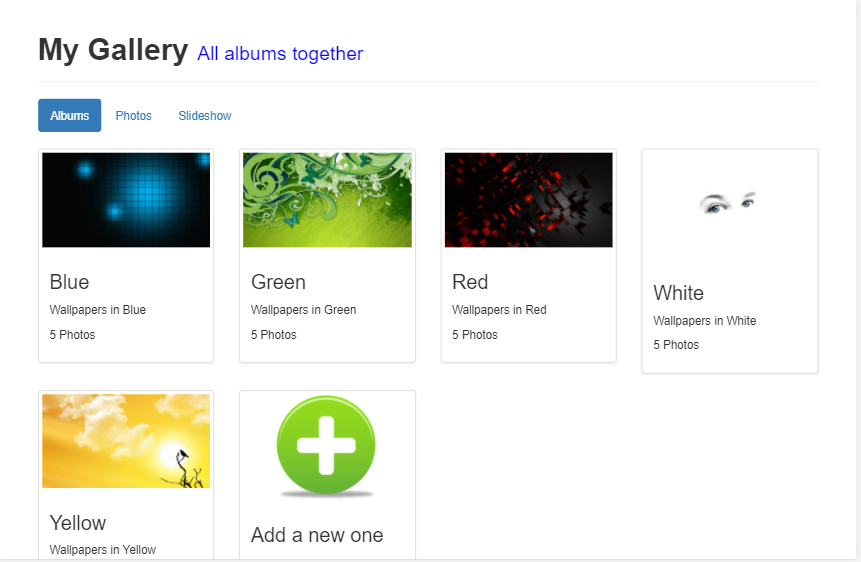 gallery-bootstrap-jquery