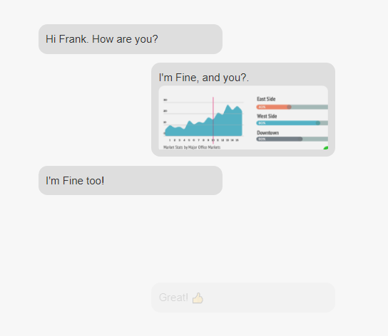 jQuery Bubble Chat Animation