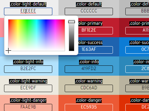 jQuery bootstrap-color-picker