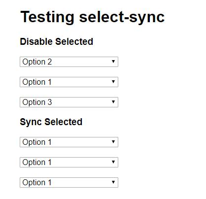 jQuery select-sync