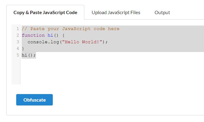javascript-obfuscator
