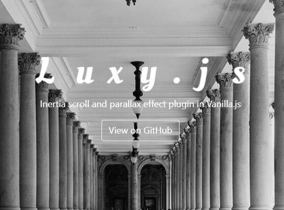 luxy.js