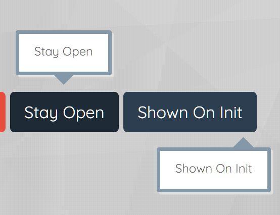 Concise HTML5 Tooltip Enhancement Plugin - Tipitip