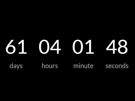 Countdown Clock With Specific Timezone - countdown.jquery.js