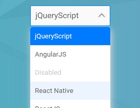 Custom Dynamic Select Box Plugin - jQuery Select