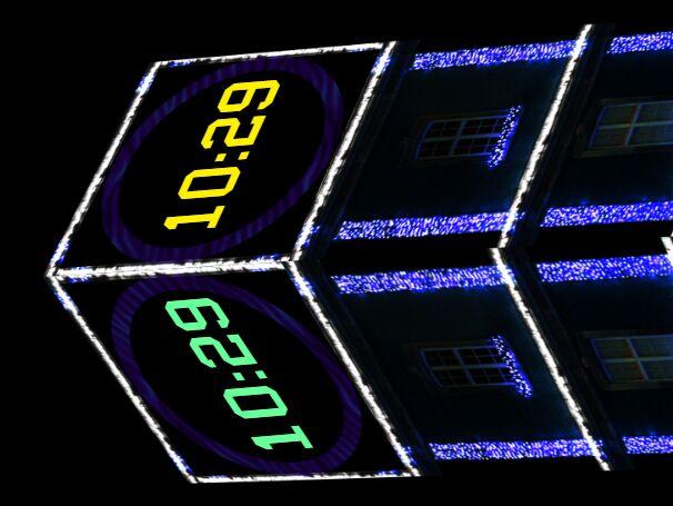 Customizable Digital Clock To Show Current Local Time - Digitalclock
