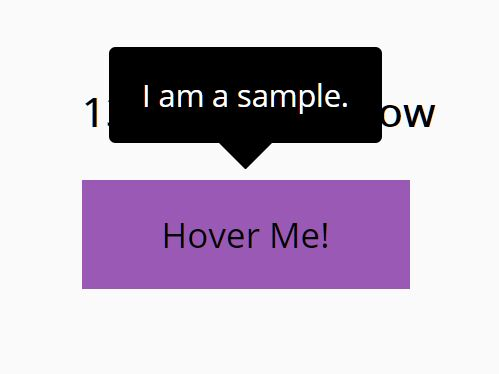 Enhanced Hover-activated Tooltips In jQuery - easyTooltip