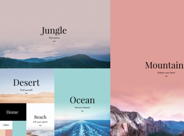 Expanding Tiled Menu With jQuery And CSS Grid