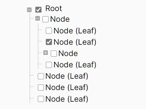 Hierarchical Checkbox Tree With jQuery