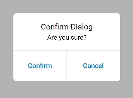iOS-style Dialog Box Plugin For jQuery - Confirm.js