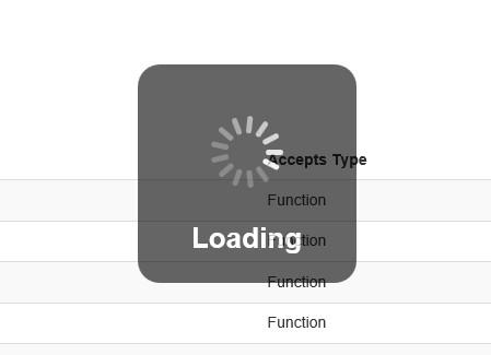 iOS Style jQuery Overlays & Notifications Plugin - iosOverlay.js