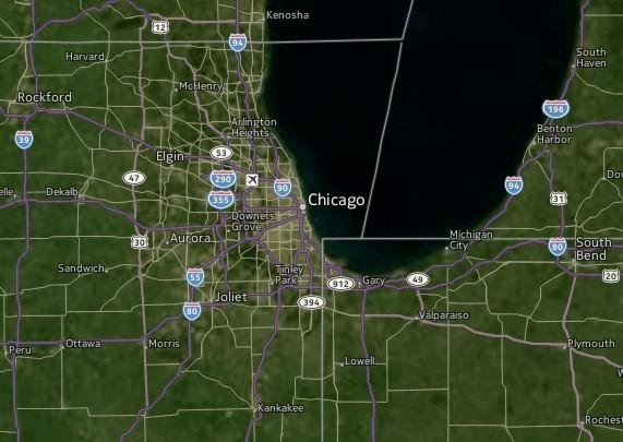 jHERE - jQuery Interactive Map Plugin