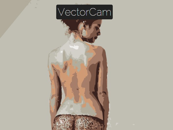 jQuery Based Picture To SVG (Vector) Converter - VectorCam
