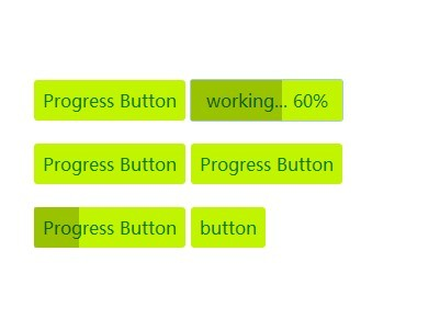 jQuery Based Progress Button For Async Functions - ProgressButton