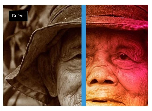 jQuery Before and After Image Comparison Plugin - Image Reveal