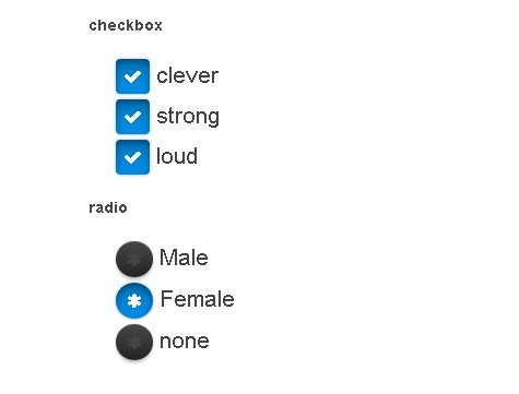 Touch-Friendly Checkboxes and Radios Replacement Plugin - CheckABox