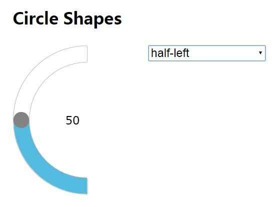 jQuery Circular Range Slider Plugin - roundSlider