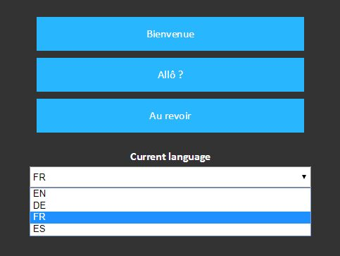 jQuery Plugin To Translate Webpage In A Given Language