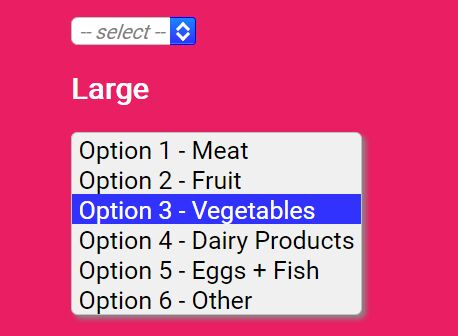 jQuery Plugin To Convert Select Elements Into Popup Lists - ul select