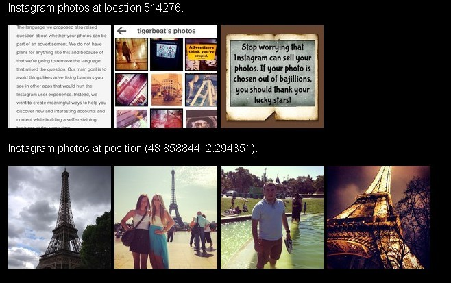 jQuery Instagram Plugins | jQuery Script