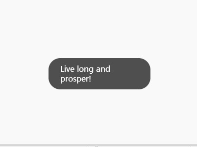 jQuery Mobile Android-like Toast Message Plugin - Mobile Toast