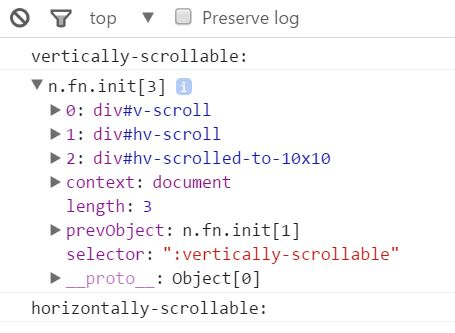 Jquery scrollbar style cross browser