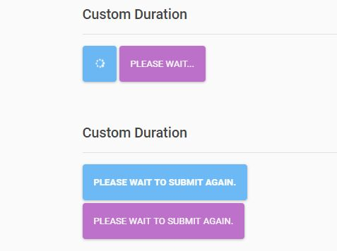 jQuery Plugin To Disable Form On Submit