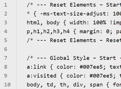 jQuery Plugin For Adding Line Numbers To Any DOM Elements - lineLine