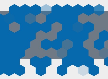 jQuery Plugin For Animated Hexagon Background - Hex