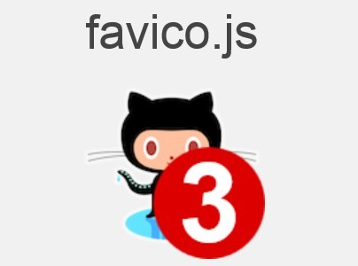 jQuery Plugin For Animating Your Favicon With Animated Badges - favico.js