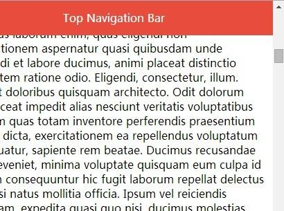 jQuery Plugin For Auto-hide Top Navigation Bar - Hidescroll.js