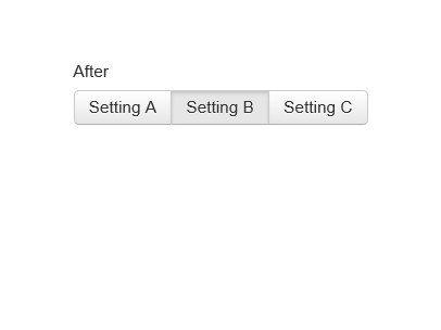 jQuery Plugin For Bootstrap Button Group Toggles